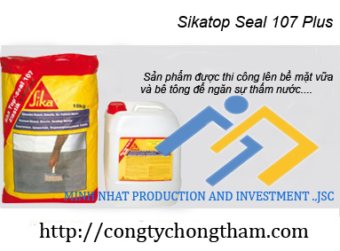 SikaTop Seal 107